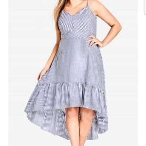 City Chic Sassy Dress